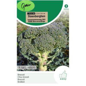122355 Broccoli Calabrese - Chou brocoli Calabrese