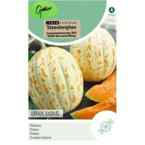 12430 Meloen Oranje Ananas - Melon Ananas Orange