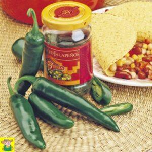 12451 Mexicaanse Peper Jalapeno - Piment Mexicain Jalapeno