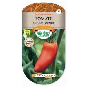355 Tomaat Cornue des Andes - Tomate Cornue des Andes