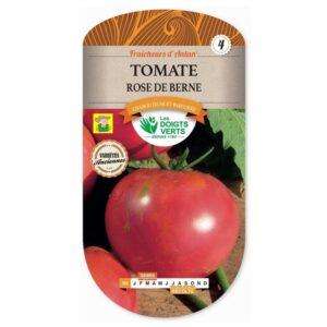 366 Tomaat Rose de Berne - Tomate Rose de Berne