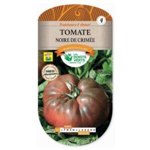 374 Tomaat Noire de Crimée - Tomate Noire de Crimée