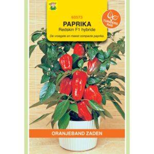 60573 Paprika Redskin F1 - Poivron Redskin F1