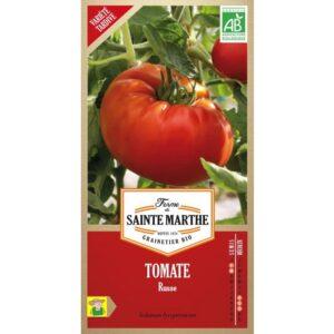 7562 Tomaat Russe, Russische Vleestomaat Bio- Tomate Russe Bio