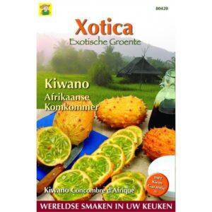 80420 Kiwano - Hoornmeloen - Melon cornu