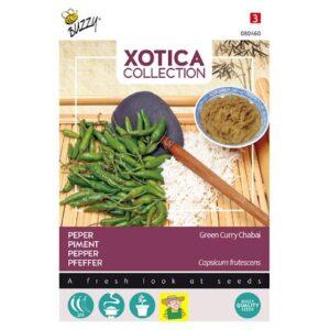 80460 Peper Groene curry - Cabai - Piment vert - Cabai