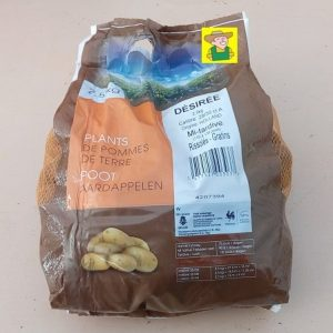 97620 Aardappel Désiré - Pommes de terre Désiré 2,5kg