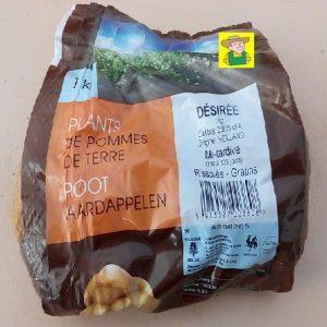 97685 Aardappel Désiré - Pommes de terre Désiré 1kg