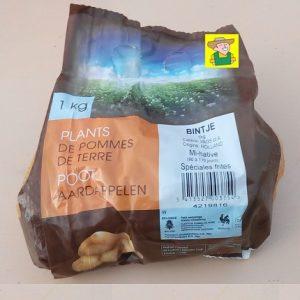 Aardappel Bintje - Pommes de terre Bintje 1 kg