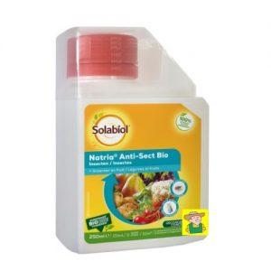 10421 Natria Anti-sect Bio Groenten en Fruit - Légumes et Fruits 250ml Solabiol