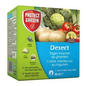 10434 Desect Moestuin Tegen insecten op groenten - Desect Potager Contre insectes sur les légumes