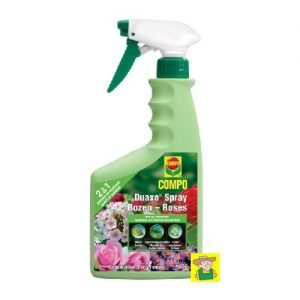 10595 Duaxo Spray Rozen 750ml COMPO