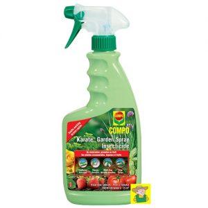 10615 Karate Garden Spray 750ml COMPO