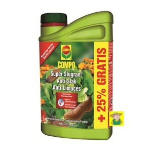 10928 Super Slugran Anti-Slak - Anti-Limaces 400g COMPO