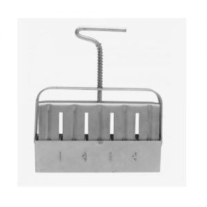 11209 Kluitenpers - Presse-mottes 5x(3,8x3,8cm)