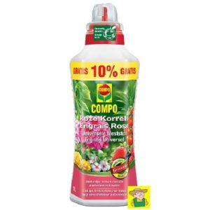 11329 Meststof Roze Korrel 1 L - Engrais Rose Liquide 1L