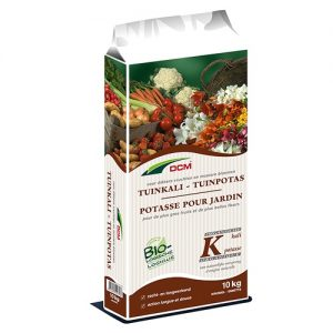11550 Tuinkali, tuinpotas 10kg DCM - Potasse pour jardin 10kg DCM