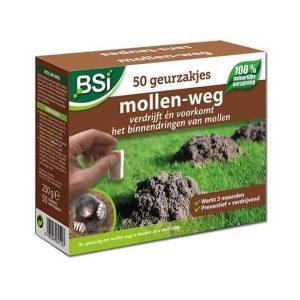 13043 Mollen-Weg Geurzakjes - Sans-Taupes Sachets Hydrosolubles