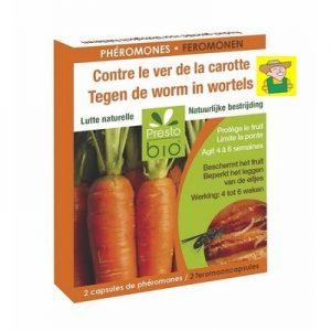 13466 Feromonen tegen de worm in wortels - Phéromones contre le ver de la carotte