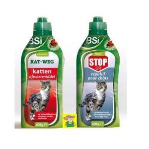 13761 Kat Weg - Stop Chat 600g BSI