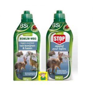 13762 Konijn Weg - Stop Lapins 600g BSI