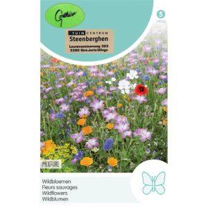 14910 Wildbloemen - Fleurs sauvages