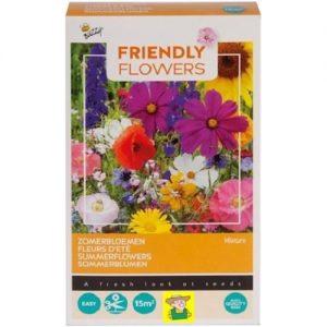 85086 Mengsel zomerbloemen - Mélange de fleurs estivales