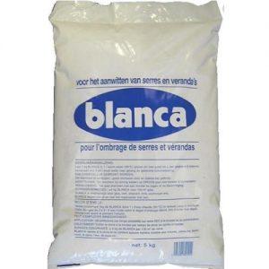 14690 Blanca Serrewitsel 5kg - Blanca pour l'ombrage de serres et vérandas 5kg
