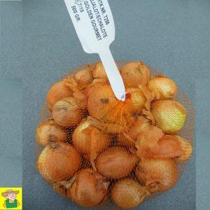 2656 Sjalot Golden Gourmet - Echalote 500g