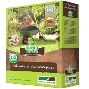 10834 Activateur de Compost 1,75kg Bio HumuForte